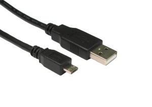 0.5m Micro USB cable A to Micro B