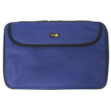 17 Inch Laptop Sleeve Blue Up to 17 Widescreen