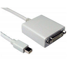 2m Mini DisplayPort To DVI Cable