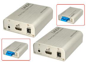 Fibre Optic HDMI Extender 300m