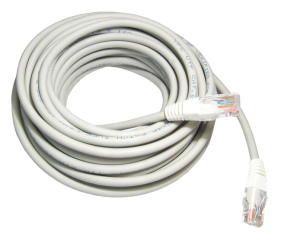 1.5m CAT5e Ethernet Cable 24 AWG LSZH