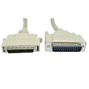 0.5m SCSI-2 External Cable HP50 D25 50cm
